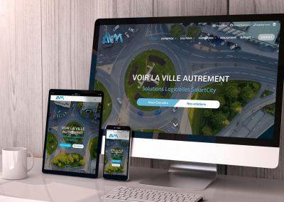 AVM – Refonte du Site Internet